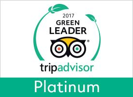 GreenLeader Platinum  - Platinum level